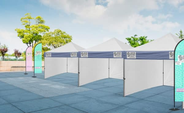 Tentes & Paddocks personnalisables